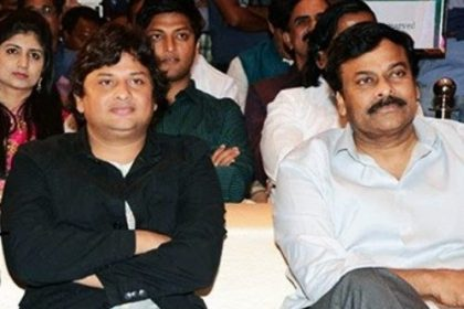 Chiranjeevi and Surender Reddy