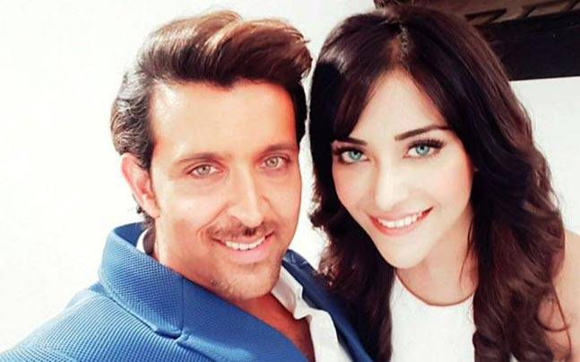 Hrithik Roshan makes Rogue actress Angela Krislinzki apologize to him