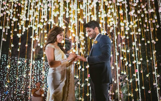 A file photo of Naga Chaitanya and Samantha