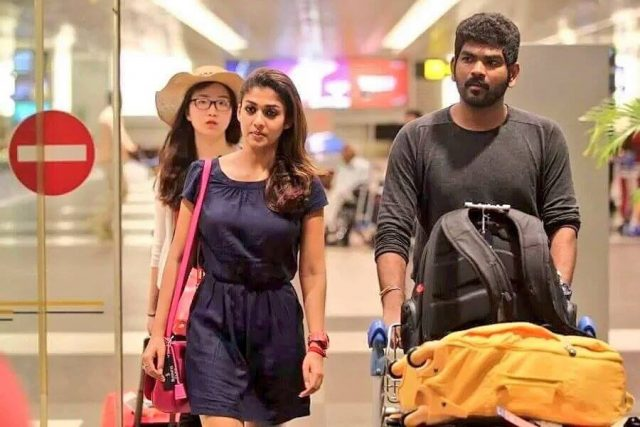 Love birds Nayanthara and Vignesh Sivan planning a secret wedding?