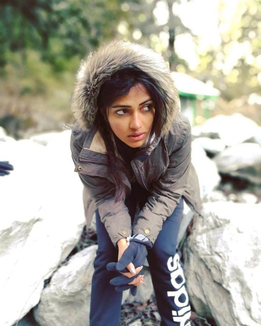 These photos of Amala Paul in Himalayas teach us how to vitalize our holidays