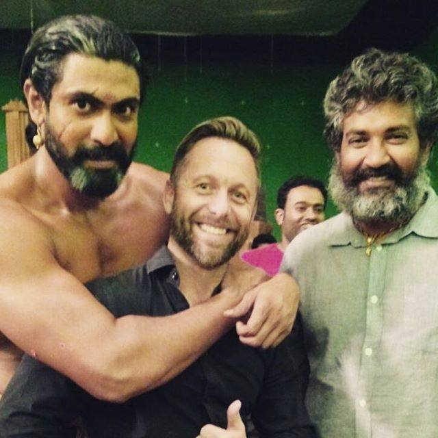 Photo Story: Top photos from behind the scenes of the magnum opus Baahubali