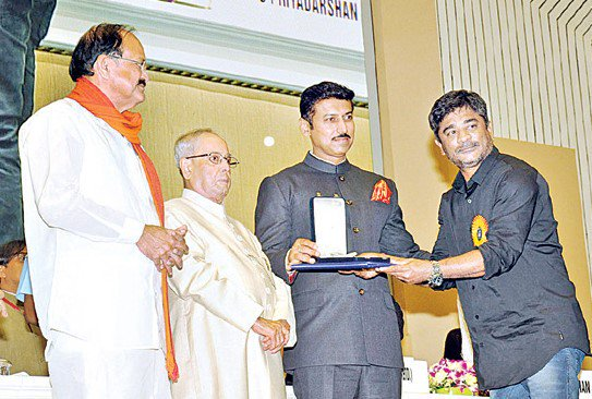 Photos: Best moments from the 64th National Awards