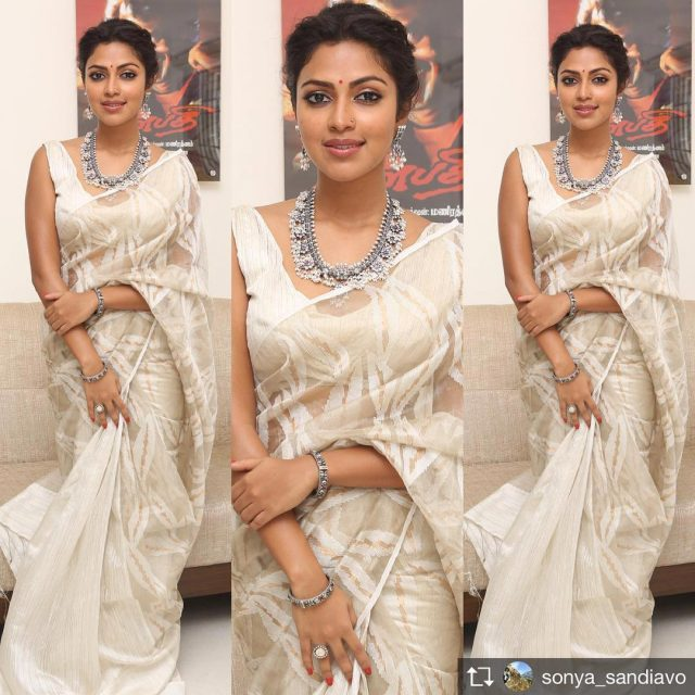 4 summer hairstyles to copy from Amala Paul