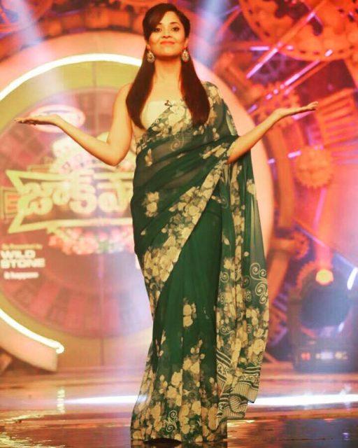 Anasuya Bharadwaj birthday special