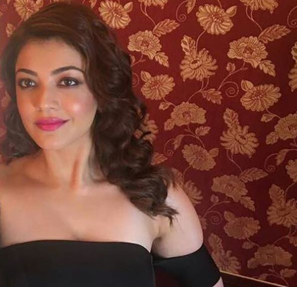 These photos of Kajal Aggarwal from the sets of Vijay 61 are euphoric