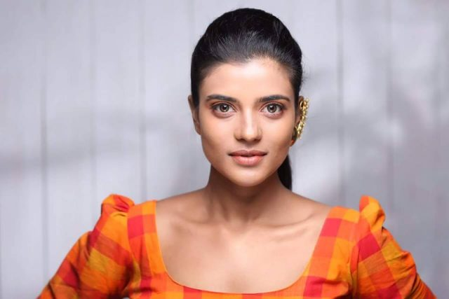 Aishwarya Rajesh: Daddy is an ideal debut for me in Bollywood