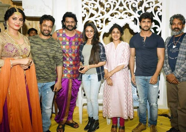 Arjun Sarja lauds Prabhas and SS Rajamouli for Baahubali