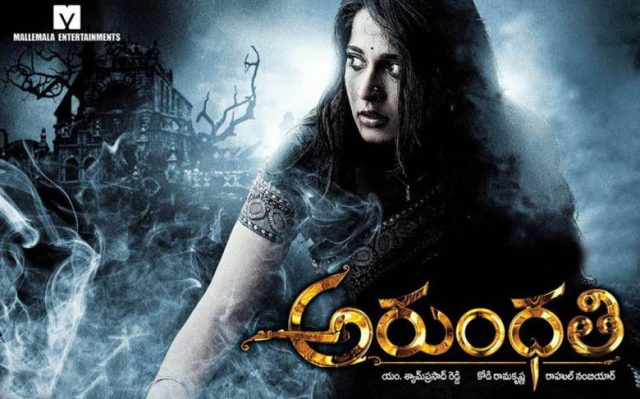 Top movies that made Anushka Shetty the sovereign of South Indian Cinema