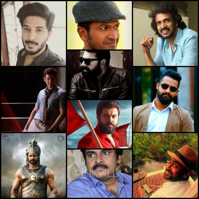 The Best Actor: A sneak-peak into the South Indian heroes