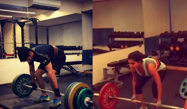 Watch: Naga Chaitanya and Samantha give us some fitness goals