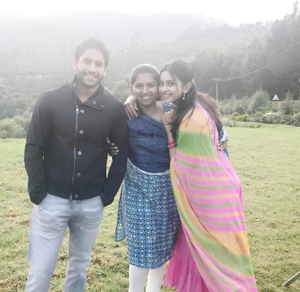 Naga Chaitanya and Rakul Preet wrap up Rarandoi Veduka Chudam in style