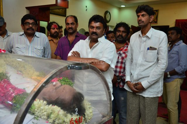 Photos: Tollywood pays their last respects to Dasari Narayana Rao