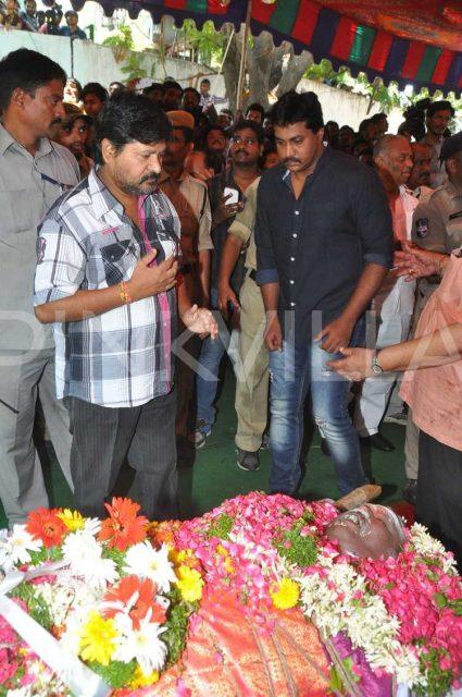 Dasari Narayana Rao bids adieu leaving fond memories