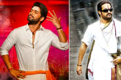 Fan Poll: Who got this look perfect – Allu Arjun or NTR?