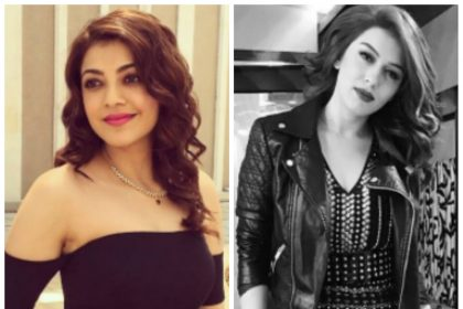 Hansika Motwani and Kajal Aggarwal are the ultimate divas