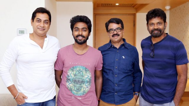G V Prakash roped in for remake of a hit Telugu film