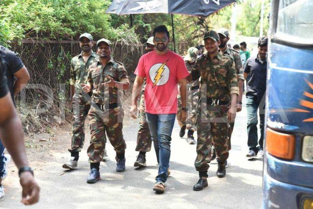 Exciting times ahead for Sai Dharam Tej as Jawaan wraps up the shoot