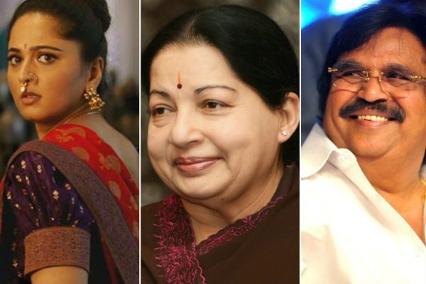 Dasari Narayana Rao wanted to make a biopic on Jayalalitha with Anushka Shetty?