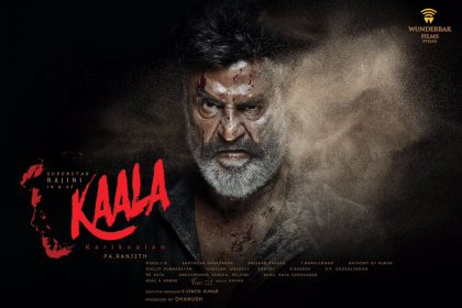 First look of Rajinikanth in Kaala Karikaalan is boisterous