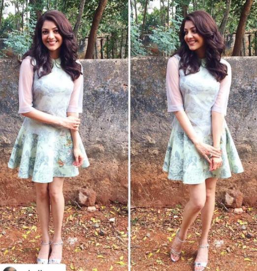 Kajal Aggarwal Summer Outfits