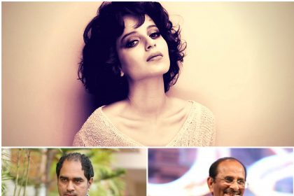 Krish and Kangana Ranaut's film titled Manikarnika; Announcement in Varanasi today