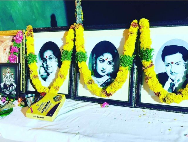 Mahanati, biopic on iconic actress Savitri, officially launched