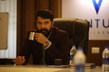 Mammootty's upcoming movie based on a real-life story