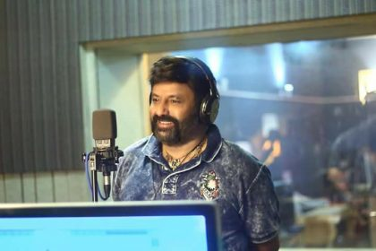 Nandamuri Balakrishna turns singer for his next with Puri Jagannadh