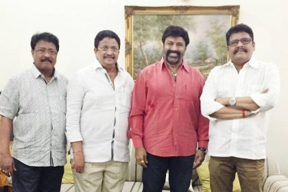 Tamil director KS Ravi Kumar for Nandamuri Balakrishna's next