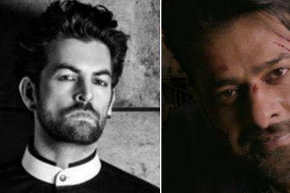 Neil Nitin Mukesh roped in as antagonist in Prabhas's Sahoo