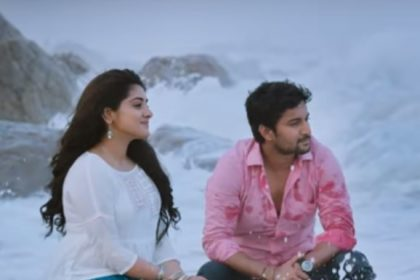Nani's Ninnu Kori song teaser is intriguingly romantic