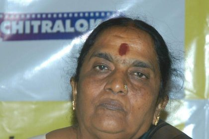 Parvathamma Rajkumar, the wife of actor Rajkumar, passes away after prolonged illness