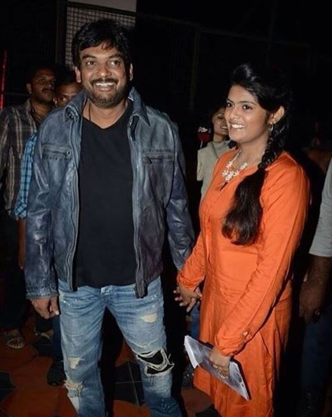 Puri Jagannadh's daughter Pavithra Puri to debut in his next with Balakrishna?