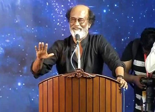 Rajinikanth: I will enter politics if god willing