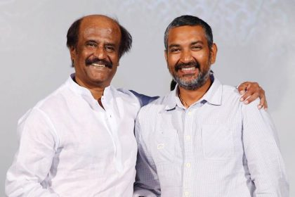 Rajinikanth and Rajamouli