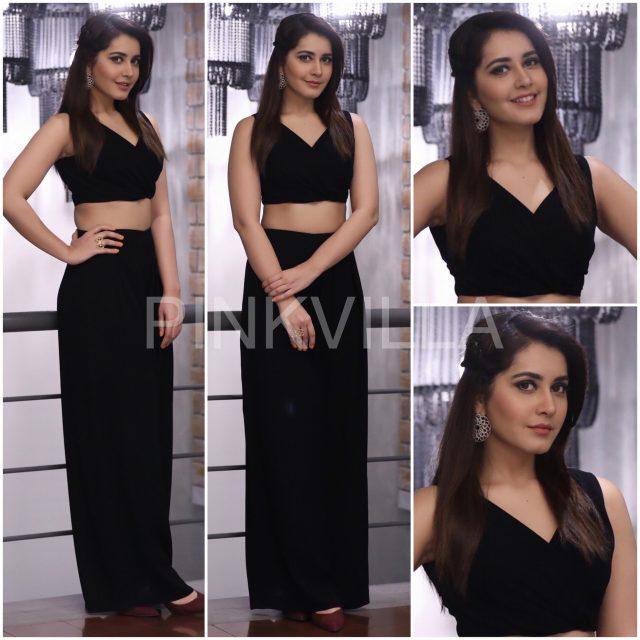 Raashi Khanna in a Vineti Bolaki outfit