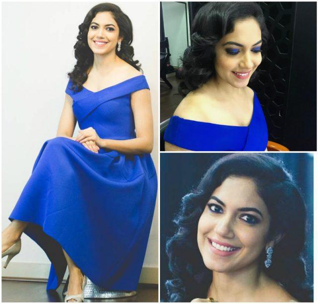 Ritu Varma in Mint Blush Designs