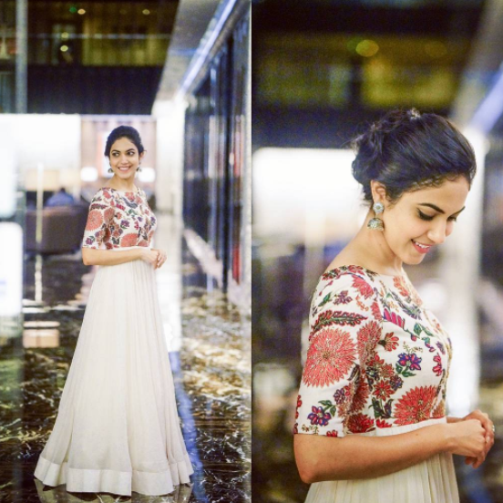 Yay or Nay: Ritu Varma in Mrunalini Rao