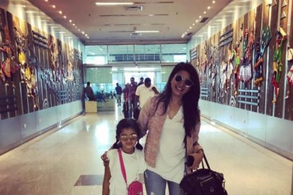 Samantha Ruth Prabhu and Mahesh Babu's daughter Sitara