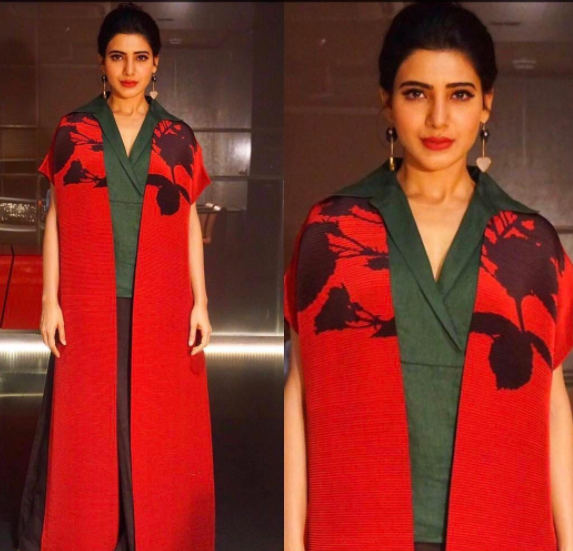 Yay or nay: Samantha Ruth Prabhu in Payal Khandwala