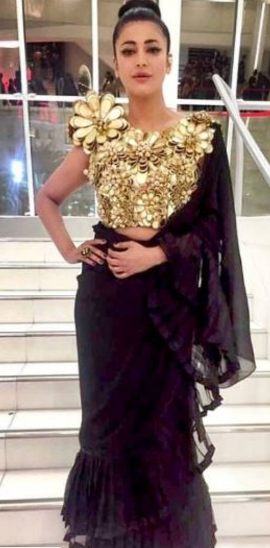 Shruti Haasan at the Cannes 2017
