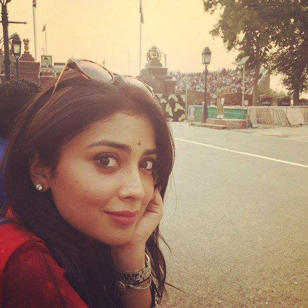 Exciting times ahead for Shriya Saran