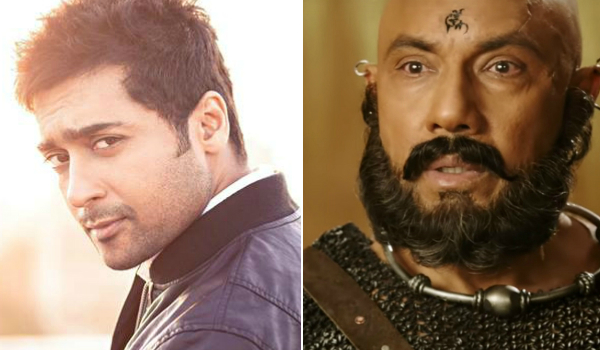 Arrest warrants ordered against eight actors including Suriya and Katappa aka Sathyaraj