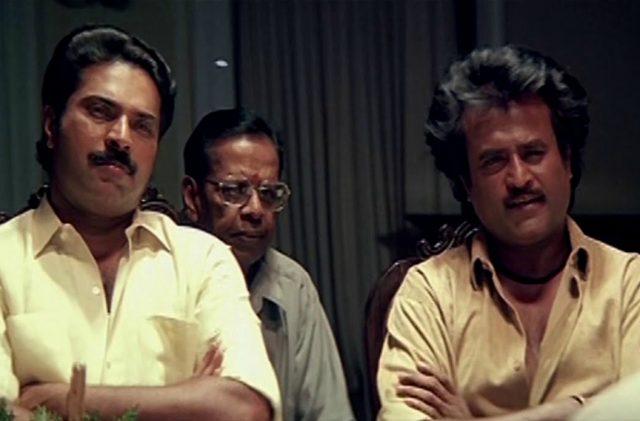 Rajinikanth and Mammootty in Mani Ratnam's next