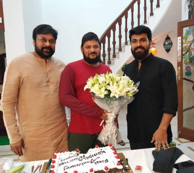 Konidela Productions first anniversary celebrations