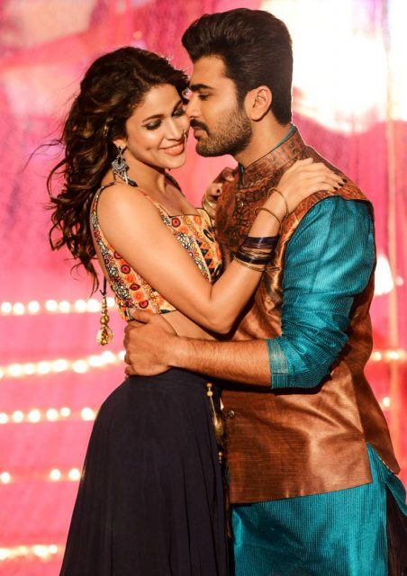 A pre-release event on May 6 for Sharwanand's Radha; Grand release on May 12