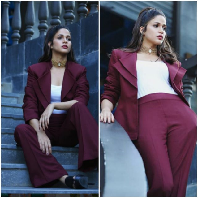 Lavanya Tripathi in Anome Couture
