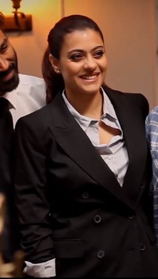 "VIP 2: Kajol's corporate style is serious ""fashion for office"" inspiration"
