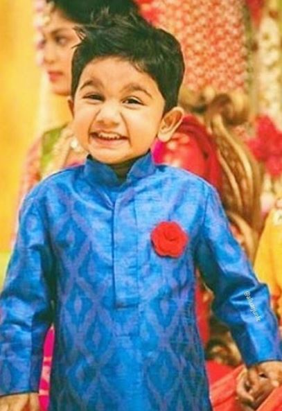 These pictures of Ayaan, son of Allu Arjun, make him the cutest star kid in Tollywood